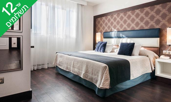 """9 יולי-אוגוסט במדריד: 3 לילות בסופ""""ש - מלון מרכזי וטיסות אל על"""