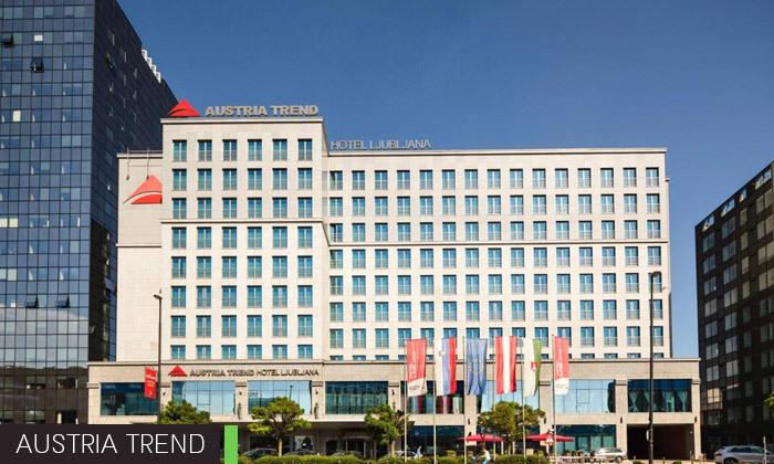 5 יולי אוגוסט בלובליאנה, סלובניה: 7 לילות במלון לבחירה