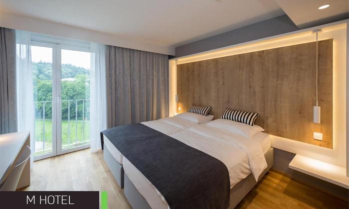 10 יולי אוגוסט בלובליאנה, סלובניה: 7 לילות במלון לבחירה