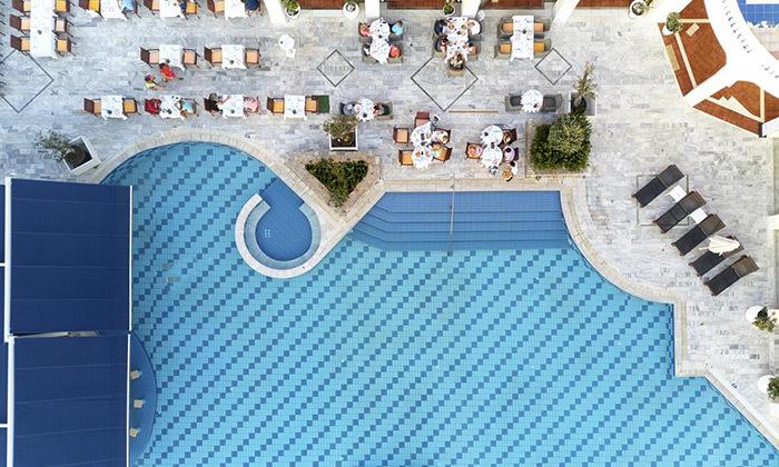 4 חופשת קיץ הכל כלול בכרתים: 4/5 לילות במלון 5 כוכבים עם חוף פרטי
