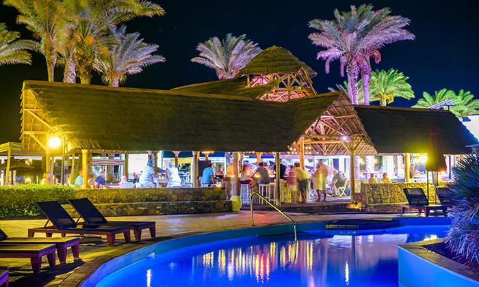 5 חופשת קיץ הכל כלול בכרתים: 4/5 לילות במלון 5 כוכבים עם חוף פרטי