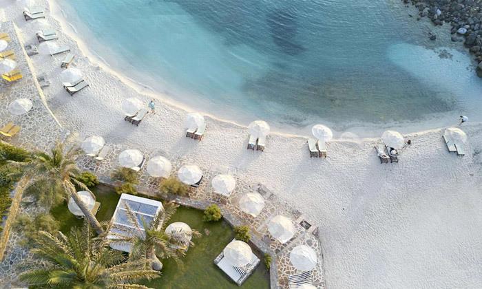 9 חופשת קיץ הכל כלול בכרתים: 4/5 לילות במלון 5 כוכבים עם חוף פרטי