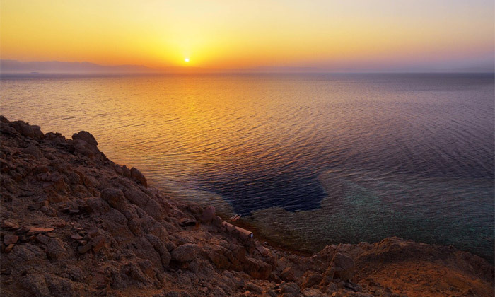 """2 גן עדן במרחק נגיעה: 2/3 לילות בסיני ע""""ב חצי פנסיון בריזורט עם חוף פרטי"""