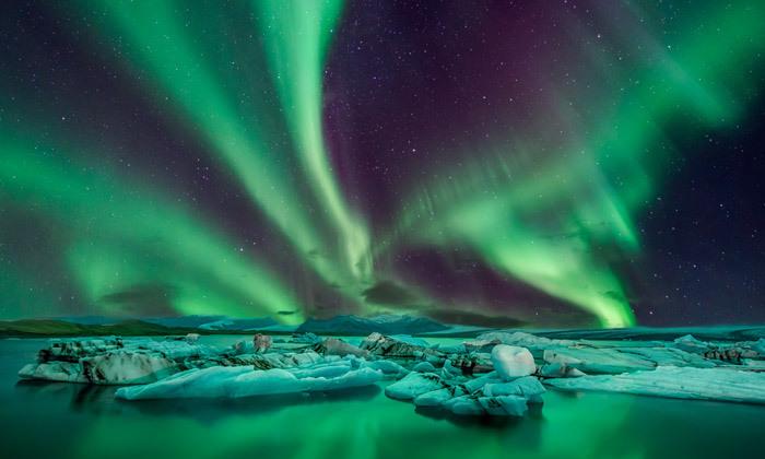 7 טיול מאורגן באוגוסט לאיסלנד: 9/10 ימים באי של קרח, אש ונופים