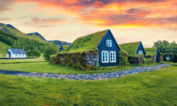 8 טיול מאורגן באוגוסט לאיסלנד: 9/10 ימים באי של קרח, אש ונופים
