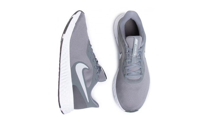 7 נעלי ריצה לגברים נייקי NIKE דגם Revolution 5 - צבעים לבחירה