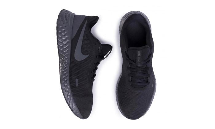 10 נעלי ריצה לגברים נייקי NIKE דגם Revolution 5 - צבעים לבחירה