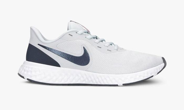 12 נעלי ריצה לגברים נייקי NIKE דגם Revolution 5 - צבעים לבחירה