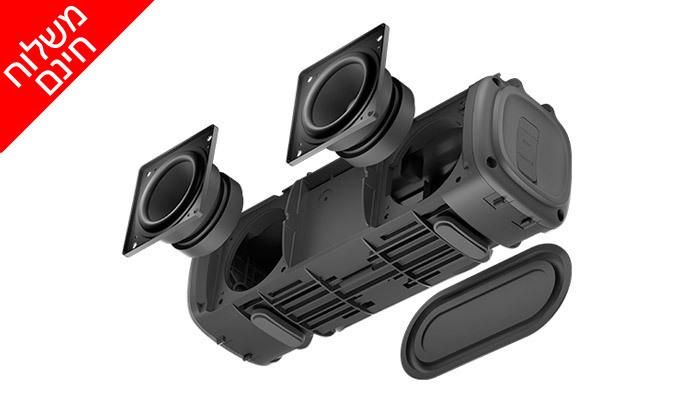 5 רמקול נייד Mi Portable Bluetooth Speaker במבחר צבעים - משלוח חינם