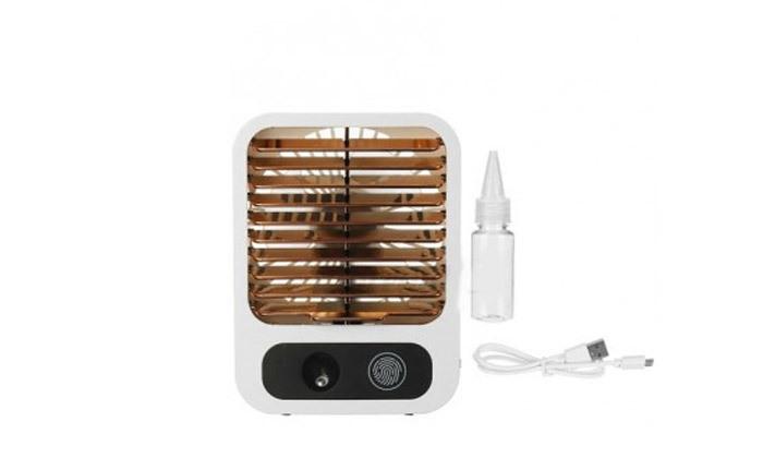 3 מיני מצנן אוויר נייד Mini Portable Cooler