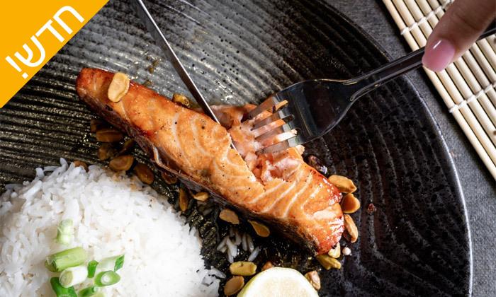 14 ארוחה זוגית כשרה בסושי גריל בר ג'ויה, מרינה אשקלון
