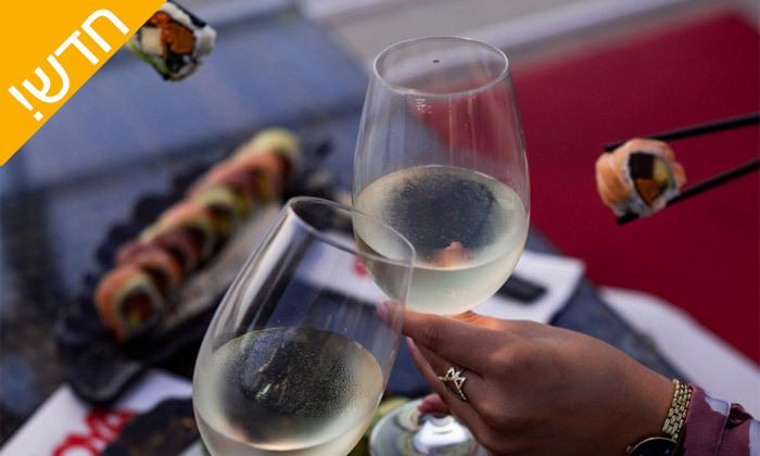 13 ארוחה זוגית כשרה בסושי גריל בר ג'ויה, מרינה אשקלון