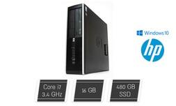 מחשב נייח HP i7