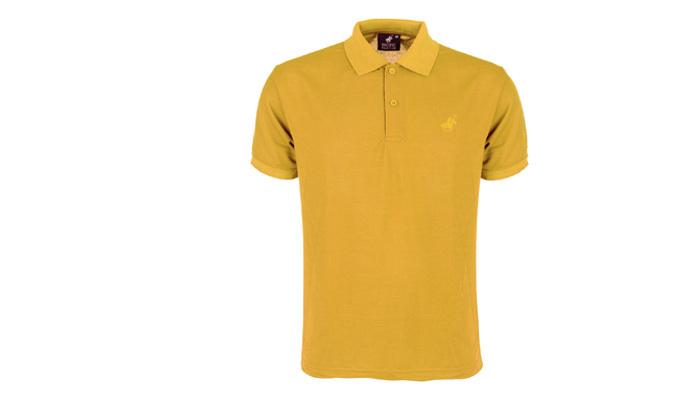 15 מארז 3 חולצות פולו שרוול קצר לגברים POLO CLUB - מידות וצבעים לבחירה