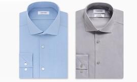 חולצה מכופתרת Calvin Klein