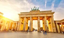 """סופ""""ש קייצי בברלין ל-3 לילות"""