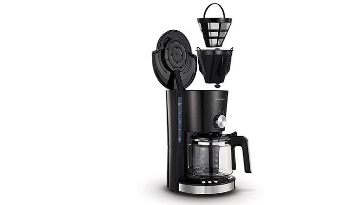 2 מכונת קפה פרקולטור 1.25 ליטר Morphy Richards
