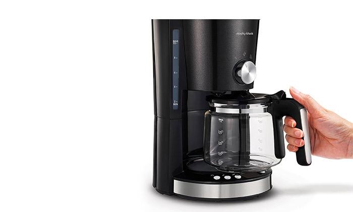 4 מכונת קפה פרקולטור 1.25 ליטר Morphy Richards
