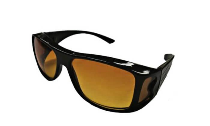 2 משקפי שמש להלבשה על משקפי ראיה