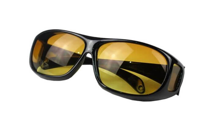 3 משקפי שמש להלבשה על משקפי ראיה