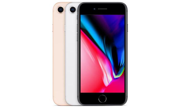 4 סמארטפון חדש Apple iPhone 8 בנפח 64GB - צבעים לבחירה