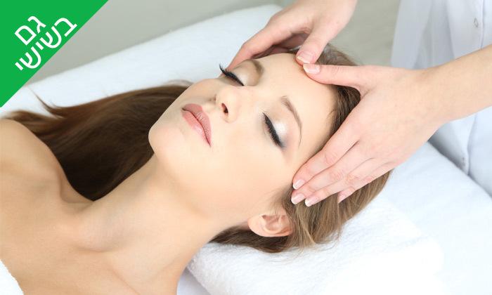 2 טיפול פנים לבחירה אצל אור קוסמטיקה פרא-רפואית, רמת גן