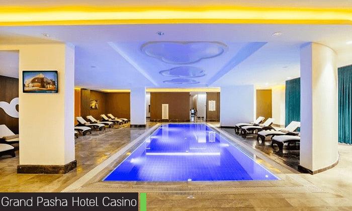 16 חופשת קיץ בקפריסין הצפונית:2-4 לילות במלון 5 כוכבים לבחירה עם קזינו
