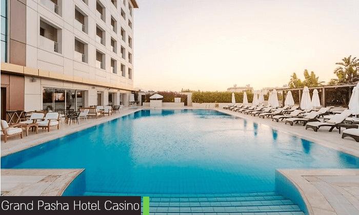 15 חופשת קיץ בקפריסין הצפונית:2-4 לילות במלון 5 כוכבים לבחירה עם קזינו