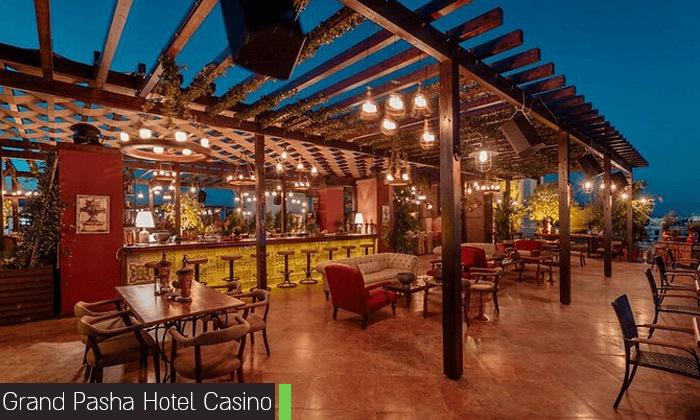 17 חופשת קיץ בקפריסין הצפונית:2-4 לילות במלון 5 כוכבים לבחירה עם קזינו