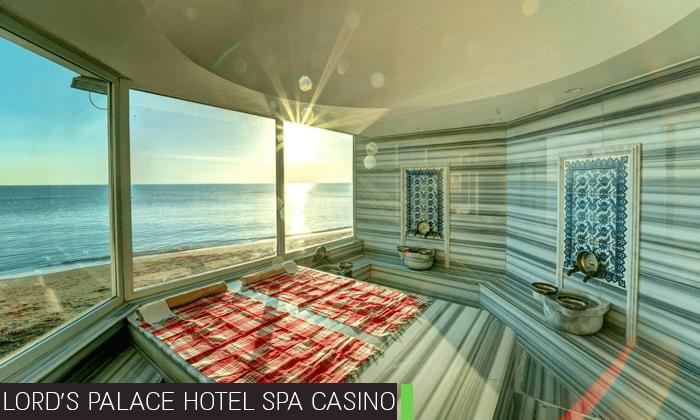 5 חופשת קיץ בקפריסין הצפונית:2-4 לילות במלון 5 כוכבים לבחירה עם קזינו