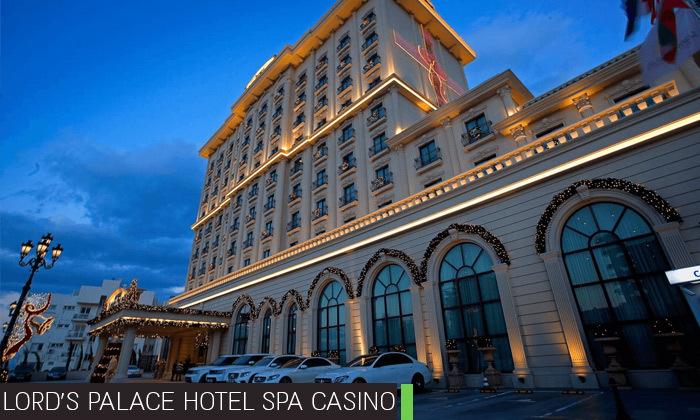6 חופשת קיץ בקפריסין הצפונית:2-4 לילות במלון 5 כוכבים לבחירה עם קזינו