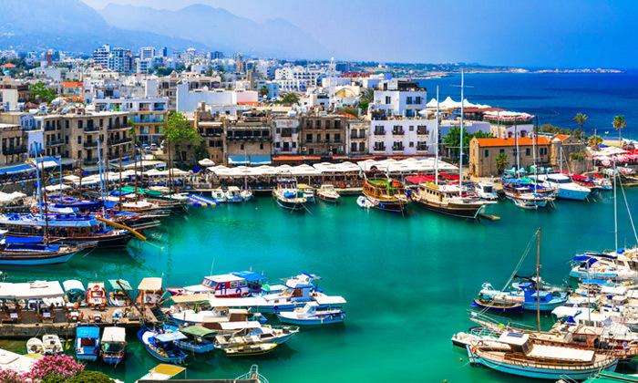 19 חופשת קיץ בקפריסין הצפונית:2-4 לילות במלון 5 כוכבים לבחירה עם קזינו