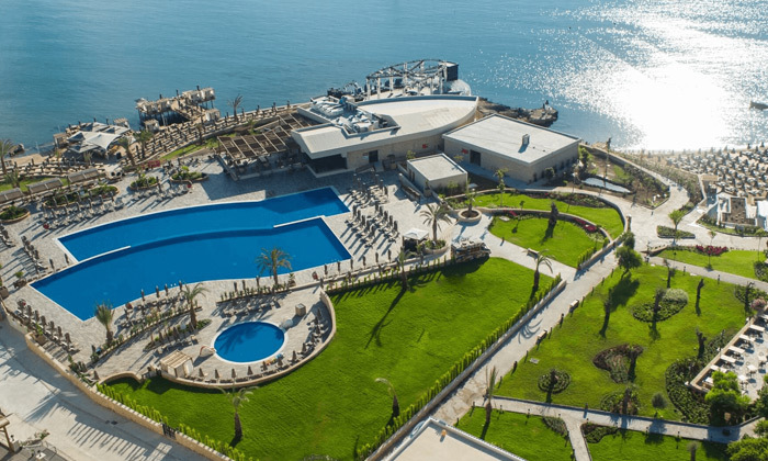 2 חופשת קיץ בקפריסין הצפונית:2-4 לילות במלון 5 כוכבים לבחירה עם קזינו