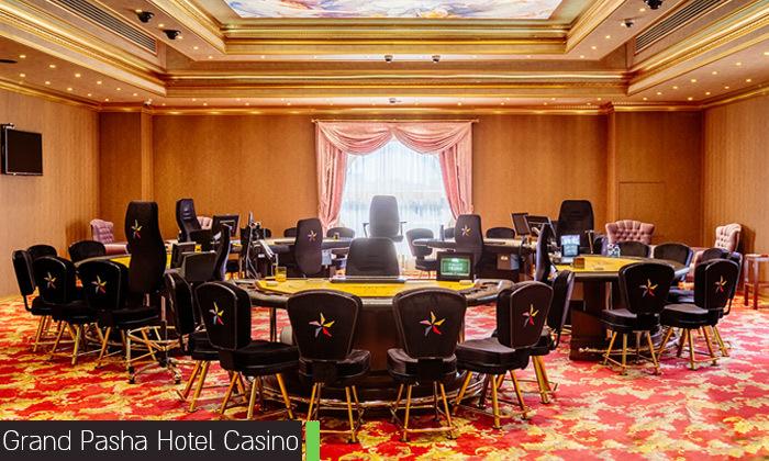 18 חופשת קיץ בקפריסין הצפונית:2-4 לילות במלון 5 כוכבים לבחירה עם קזינו