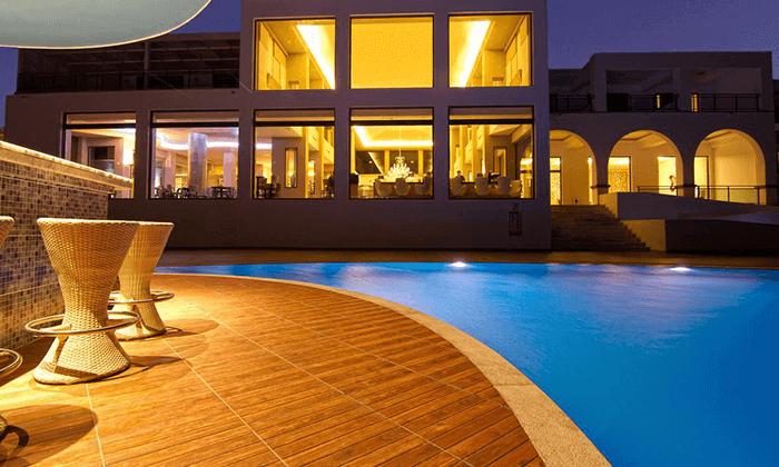 2 חופשת אולטרה הכל כלול בקיץ ובחגים ברודוס: 2-7 לילות במלון 5 כוכבים