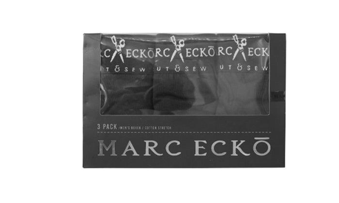 3 מארז 9 בוקסרים מארק אקו MARC ECKO - מידות לבחירה