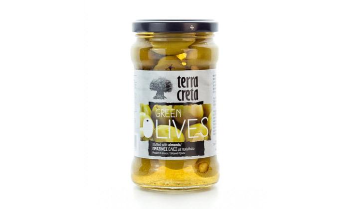 6 מארז 6 ליטר שמן זית Terra Creta כולל תוספת לבחירה