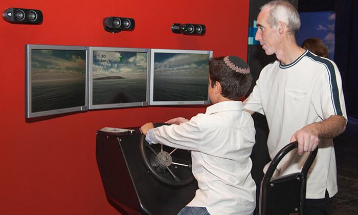 7 מדעטק - מוזיאון המדע הגדול בארץ