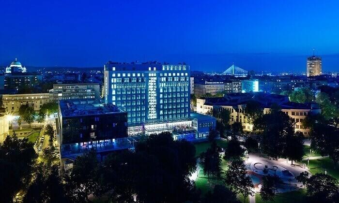6 אוגוסט-אוקטובר בבלגרד: 3-7 לילות במלון 5 כוכבים במיקום מרכזי, גם בחגים