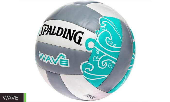 3 כדור כדורעף מבית SPALDING