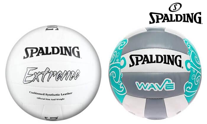2 כדור כדורעף מבית SPALDING