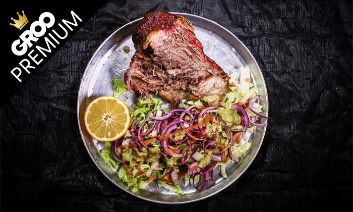 3 ארוחת בשרים וטעימות פרימיום במסעדת השף ZOKO, קריית אונו