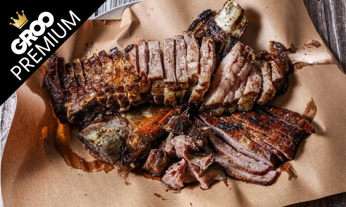 4 ארוחת בשרים וטעימות פרימיום במסעדת השף ZOKO, קריית אונו