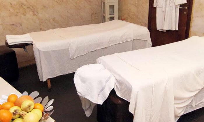 4 יום פינוק כולל עיסוי בספא מלון קרלטון, נהריה