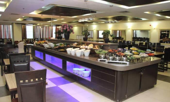6 יום פינוק כולל עיסוי בספא מלון קרלטון, נהריה