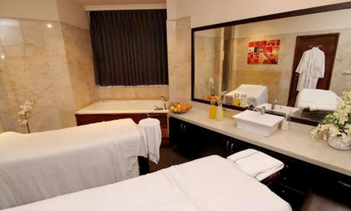 2 יום פינוק כולל עיסוי בספא מלון קרלטון, נהריה