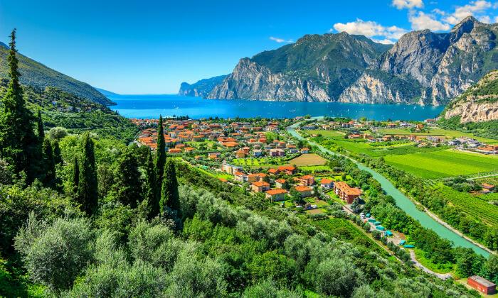 2 קיץ וחגים בצפון איטליה: טיול מאורגן ל-7 ימים כולל ורונה, אגם גארדה ועוד