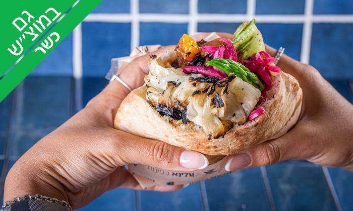 4 ארוחות בשרים במסעדת עלינא בפיתה בראשון לציון, גם ב-T.A - כשר