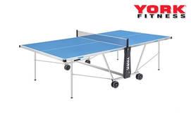 שולחן טניס מקצועי תוצרת YORK