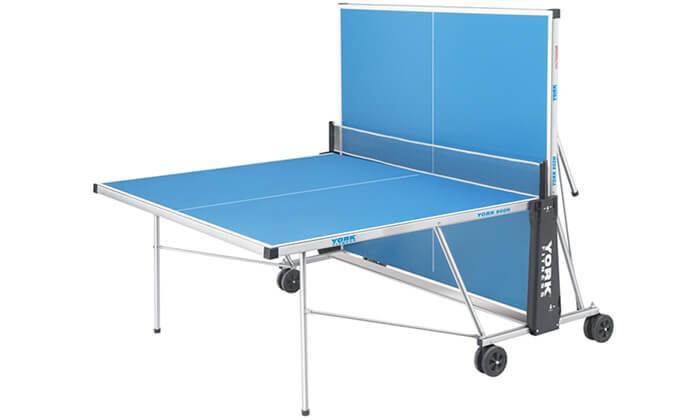 3 שולחן טניס מקצועי תוצרת YORK